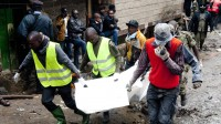 Officials: Collapsed Kenyan building had no occupancy permit