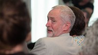 The Latest: Senior Labour figure says Corbyn won't step down