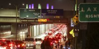 The Latest: LAX back to normal after false report of gunman