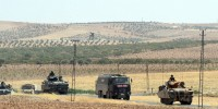 Turkey-backed rebels expel Kurdish forces from Syrian towns