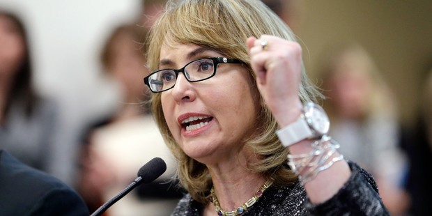 Does gabrielle giffords support homosexuals
