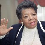 AP PHOTOS: Maya Angelou's life and art