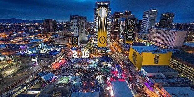 phoenix downtown college football playoff guide