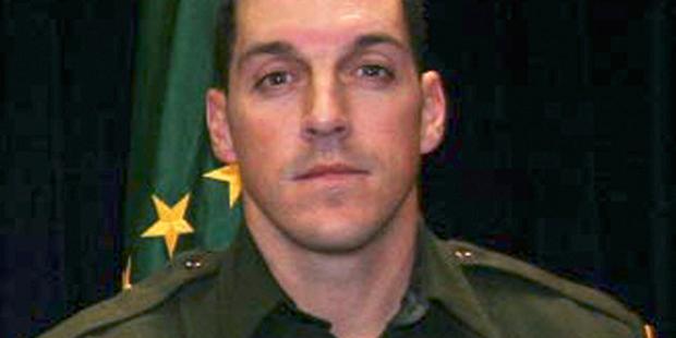suspect in death of border patrol agent in arizona arrested