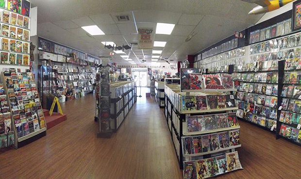 Three Arizona comic book stores among top 20 in nation
