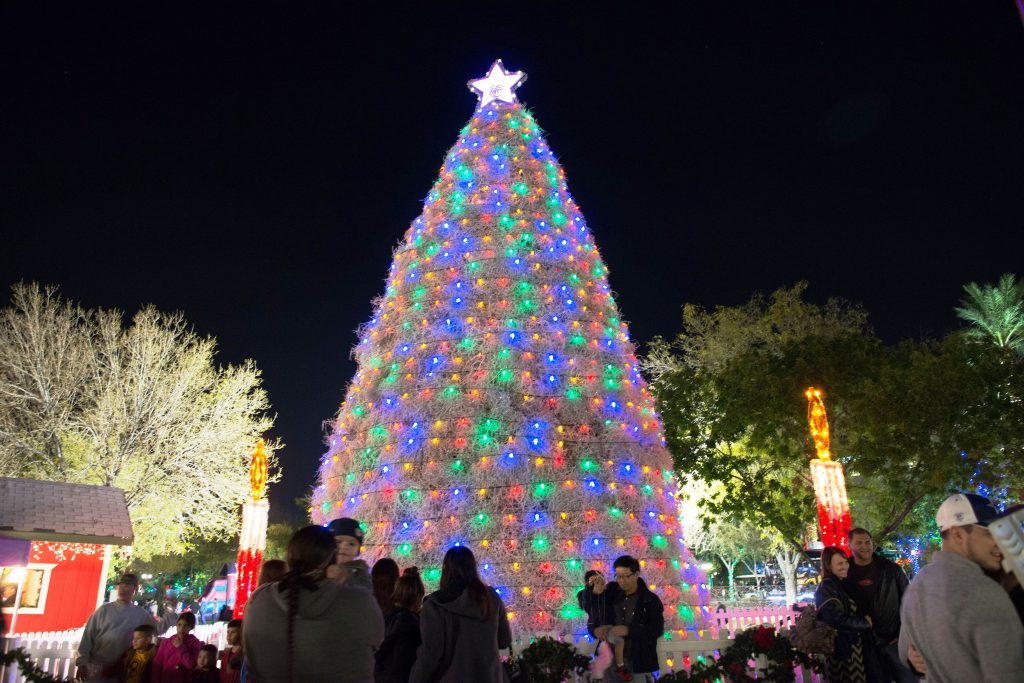 Work Begins Monday On Downtown Chandler's Holiday