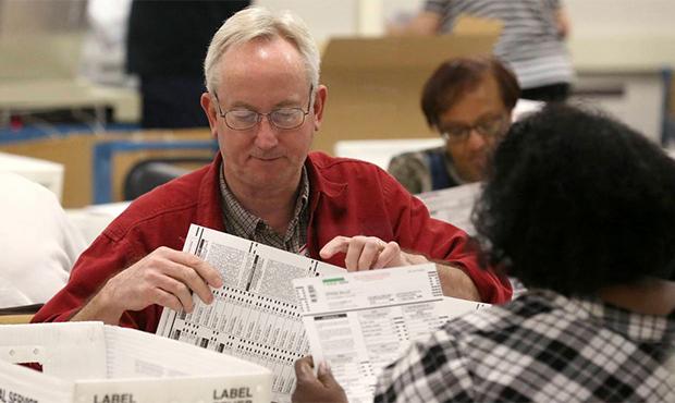 maricopa county ballots...