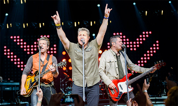 Rascal Flatts' farewell tour is part of the 2020 Country Megaticket at Phoenix's Ak-Chin Pavilion. ...
