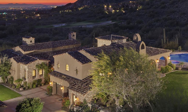 Scottsdale mansion sells for $24.1M, shatters Arizona price record