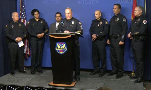 (Facebook Screenshot/City of Phoenix Police Department)...