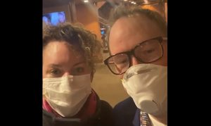 Valley doctor on quarantined ship headed back to United States