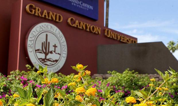 (Grand Canyon University Photo)...