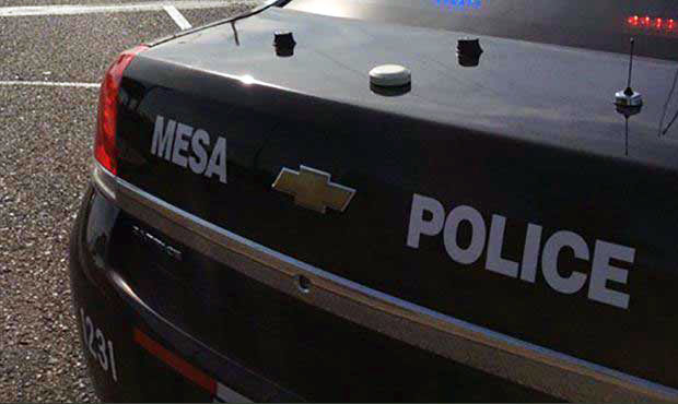 (Twitter Photo, File/Mesa Police Department)...