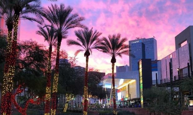 Arizona Center (Facebook Photo/Downtown Phoenix, AZ)...