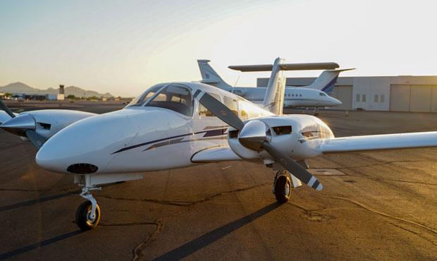 (Courtesy photo/Sierra Charlie Aviation)...