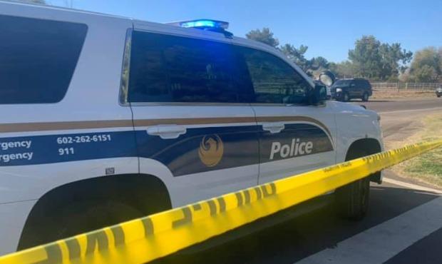 phoenix police department yellow tape