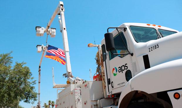 (Facebook Photo/Arizona Public Service - APS)...