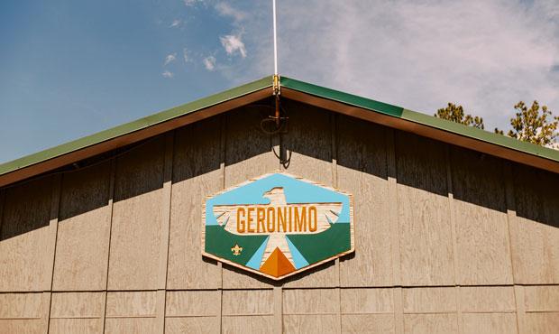 Camp Geronimo (Facebook photo/Grand Canyon Council BSA)...