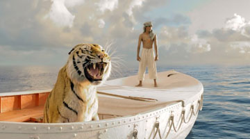 Movies in a Minute: Life of Pi