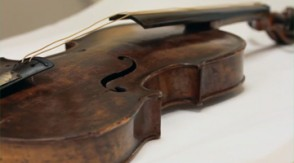 Violin played aboard 'Titanic' confirmed as real