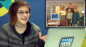 How far we've come: Today's teens laugh at our 1990s Internet