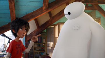 Movies in a Minute: 'Big Hero 6'